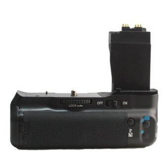 Battery Grip for Canon EOS 550D with Two Battery Holder (Intl) - Intl