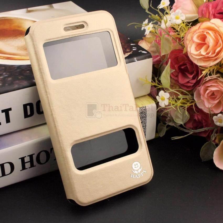 BestSeller เคส Huawei P10 รุ่น 2 ช่อง รูดรับสาย หนังเกรด A