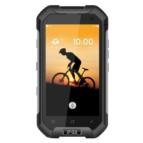 Blackview BV6000 Smartphone 4G LTE Android 6.0 Octa Core 3GB/32GB (Black)