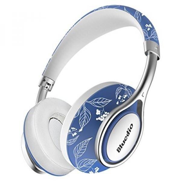 Bluedio A2 (Air) Lightweight Stylish Stereo Wireless Bluetooth Headphones with Mic (china) - intl