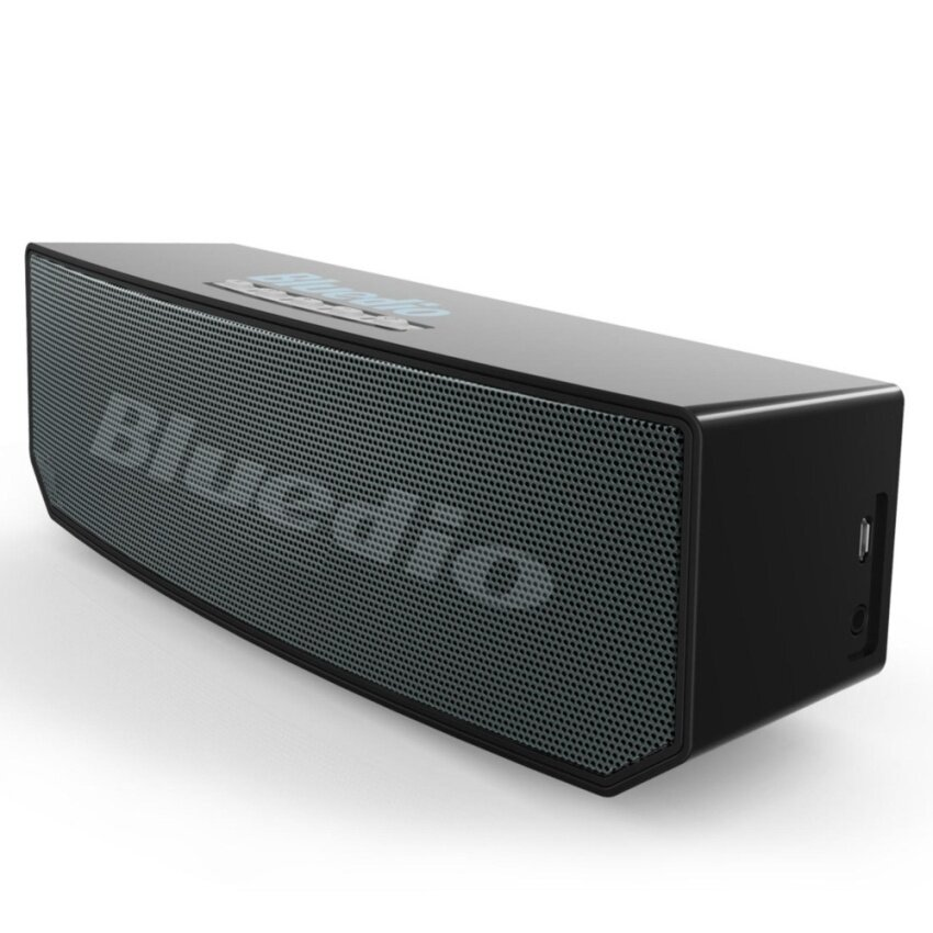 Bluedio BS-5 Bluetooth Wireless Speaker with Microphone - intl