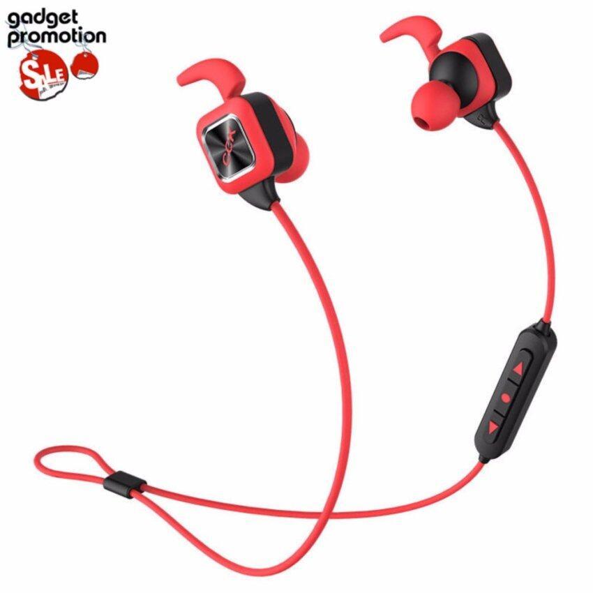 Bluedio CCK KS Plus หูฟังบลูธูทอินเอียร์ (Red/ Black)
