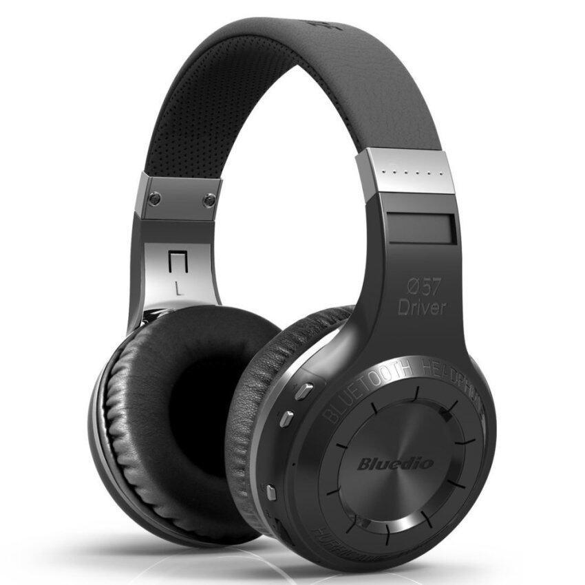 ขาย Bluedio HT Bluetooth Wireless On-Ear Headphone - intl