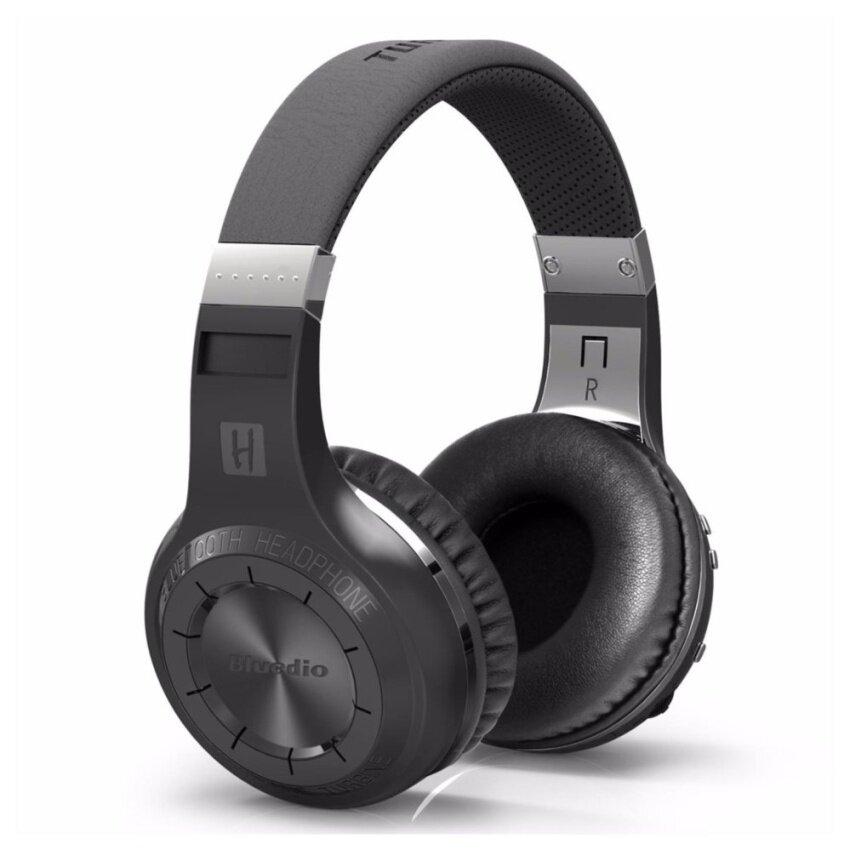 Bluedio HT Turbine Dynamics 3D Sound Bluetooth 4.1 Version Stereo Headphone/Headset with Intelligent Noise Reduction - intl