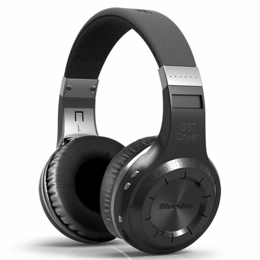 Bluedio HT Turbine Wireless Bluetooth 4.1 Stereo Headphones with Mic - intl