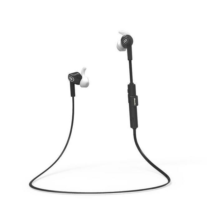 Bluedio M2 In-ear Wireless Bluetooth 4.1 Headset Stereo Earphone Sport Headphones Music and Calls(Black)
