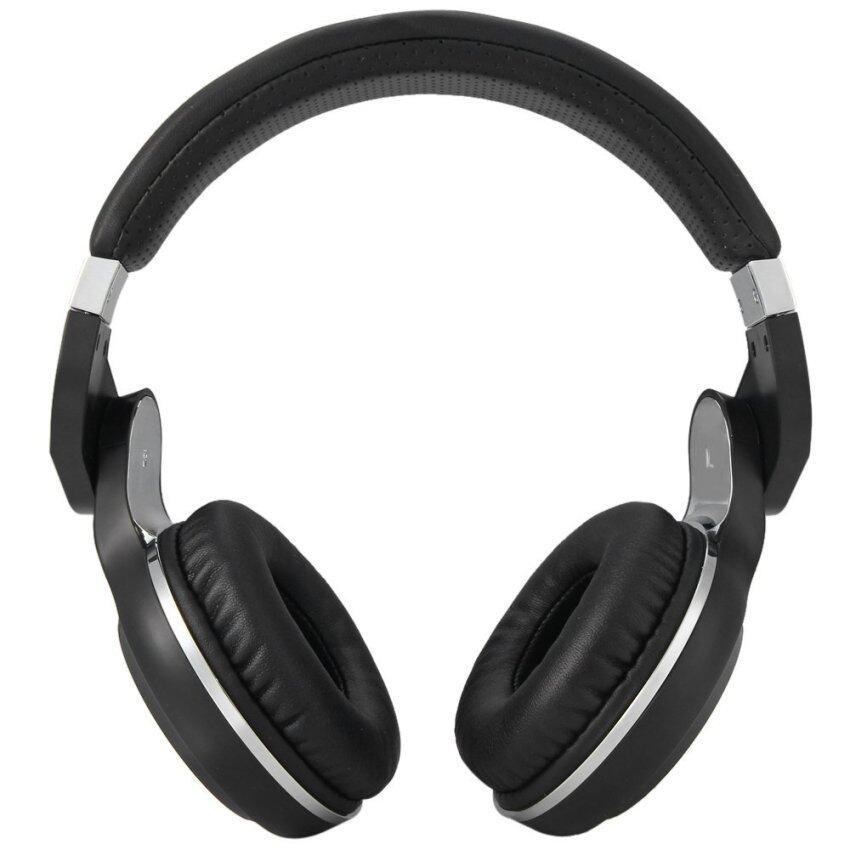 Bluedio T2+บลูทูธสเตริโอไร้สายหูโทรศัพท์ 4.1 สำหรับสมาร์ทโฟน (สีดำ)