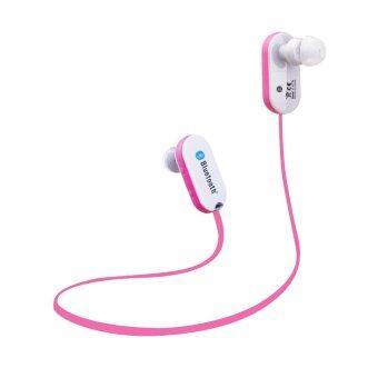กีฬาไร้สายหูฟังหูฟังหูฟังกับไมค์ Bluetooth 4.0 สำหรับ iPhone Samsung Nokia Xiaomi