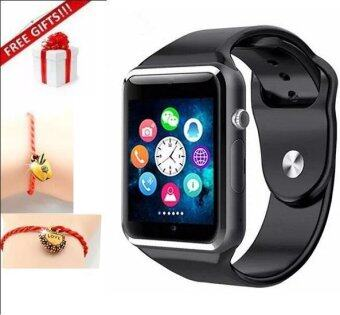 Bluetooth A1 Smart Watch Android Electronics Waterproof SmartWatch With Camera MP3 - intl
