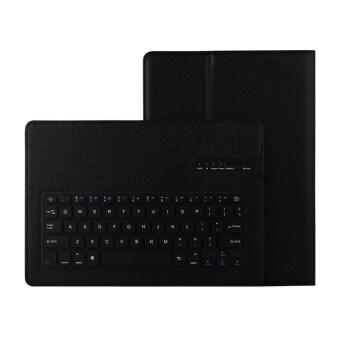 "Bluetooth Keyboard ABS Plastic Laptop Stylish Keys for Samsung Galaxy Note 10.1"" (Black)"