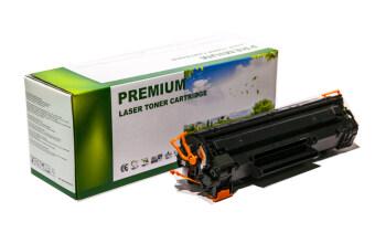 BOOM ตลับหมึกพิมพ์เลเซอร์ HP LaserJet Enterprise M506dn/ M506x/ M506n (HP CF287A) (BK)