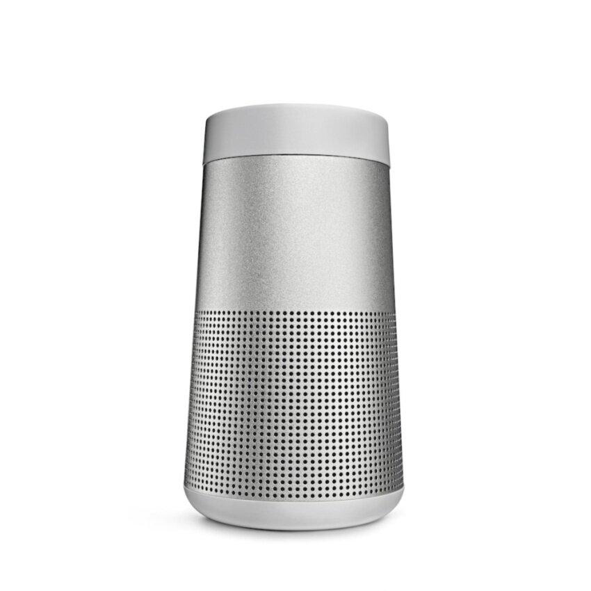 BOSE ลำโพงบลูทูธพกพา รุ่น SoundLink Revolve สี Lux Grey