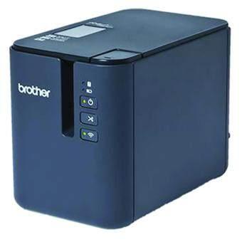 Brother เครื่องพิมพ์ฉลาก Brother แบบต่อเชื่อมกับคอมพิวเตอร์ รุ่น PT-P900W