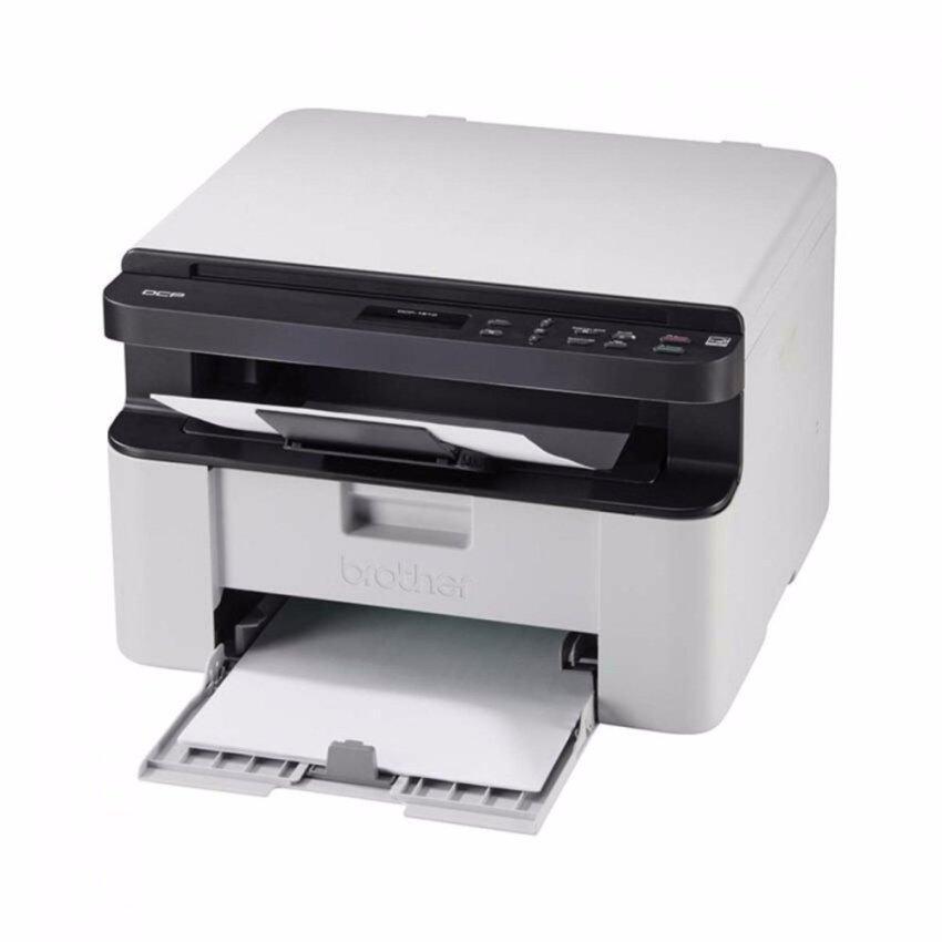 ปริ้นเตอร์ Brother DCP-1510 MonoLaser Multifunction 3in1(Print,copy,scan) มีหมึกแท้ให้ พร้อมใช้งาน