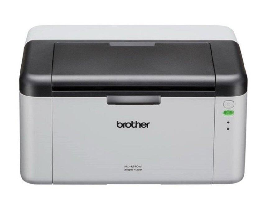 Brother HL-1210W Laser Printer with Wireless Capability