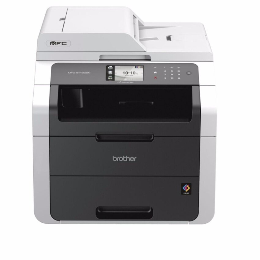 Brother MFC-9140CDN Colour LED Multifunction Printer 3 Years Warranty