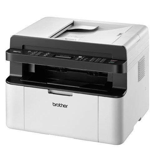 BROTHER Printer LASER All in One MFC-1910W (Gray)