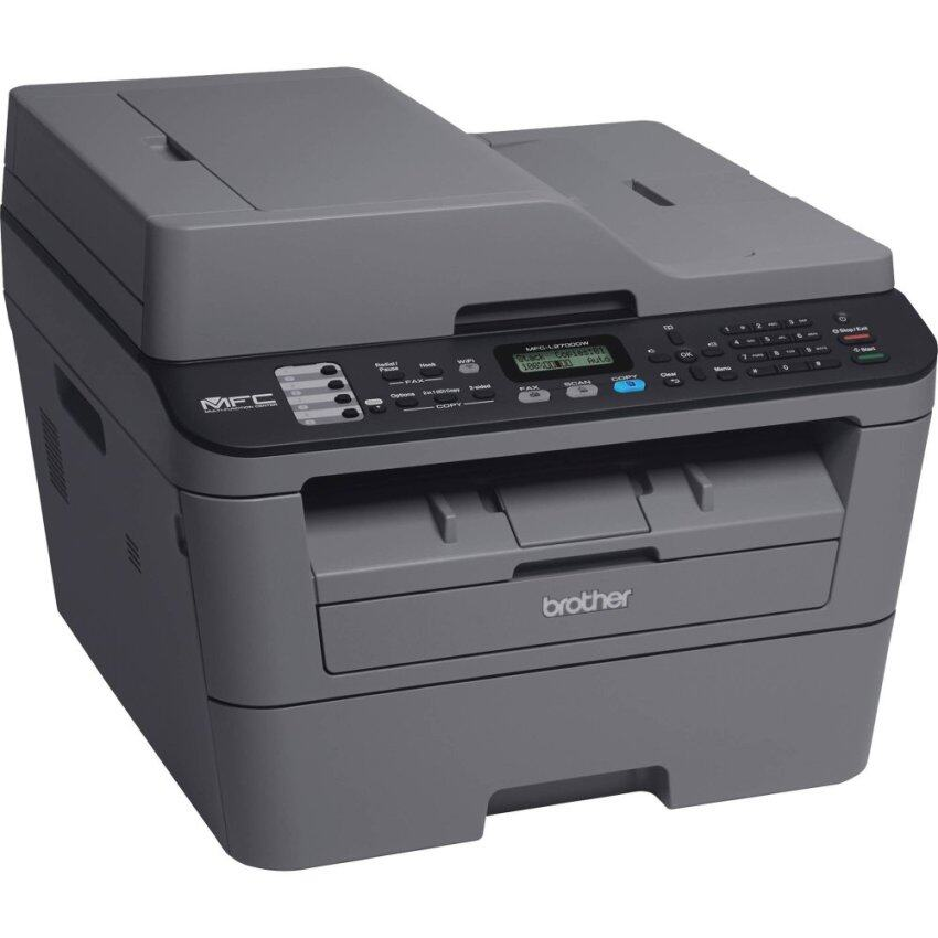 Brother Printer รุ่น MFC-L2700D - Grey