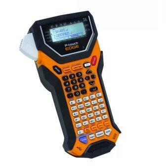 Brother เครื่องพิมพ์ฉลาก PT-7600 (black/orange)