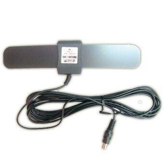 CABLE เสาอากาศดิจิตอลทีวี (แบบ Active ภายในอาคาร) ยาว 5 เมตร รุ่น CA HDTV