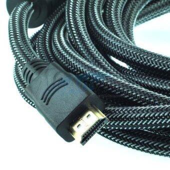 ประเทศไทย Cable HDMI (V.1.4) M/M (5M) สายถัก