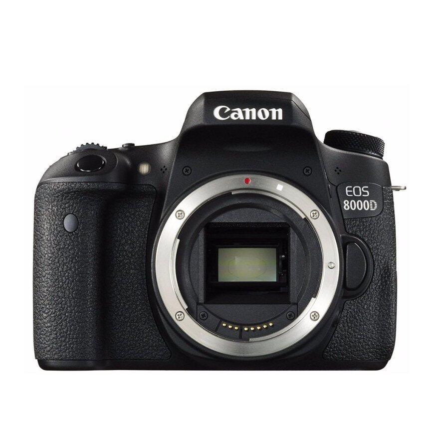 Canon 8000d japan (760D) + lens 18-55 STM