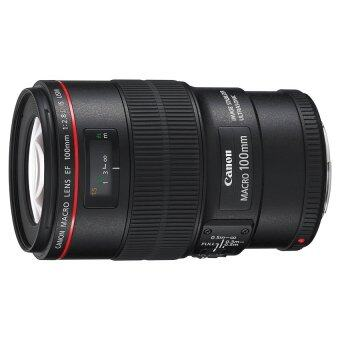Canon EF 100mm f/2.8L Macro IS USM Lens for Canon
