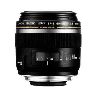Canon EF-S 60mm f/2.8 Macro USM Lens for Canon