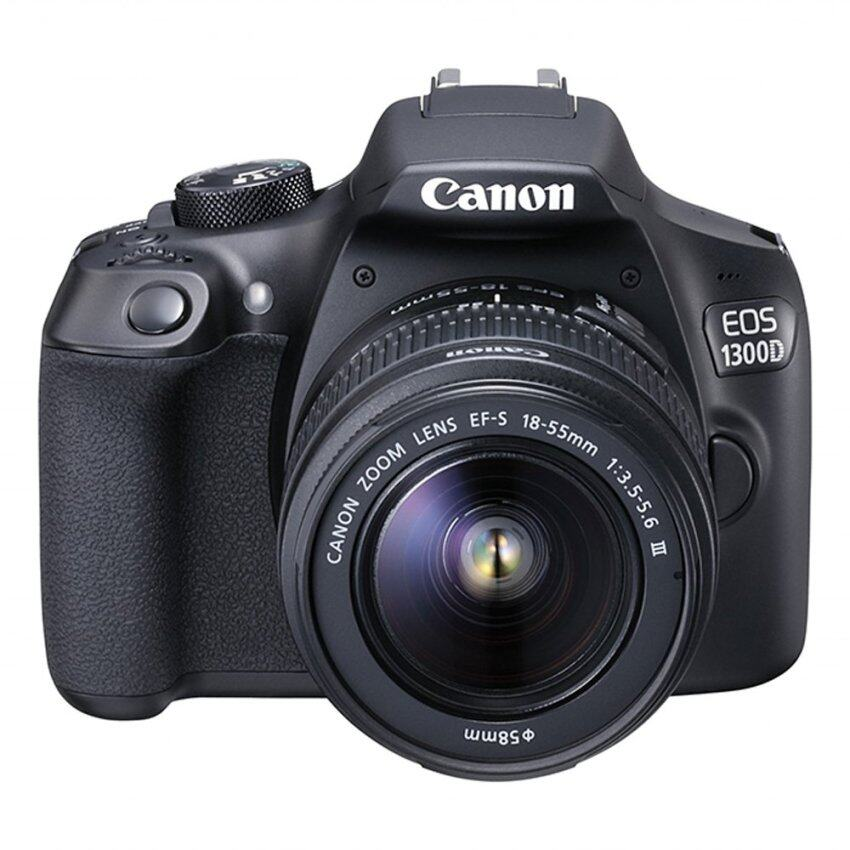 Canon EOS 1300D(Kiss X80 / Rebel T6) 18-55 IS II Kit ประกันร้าน EC-MALL