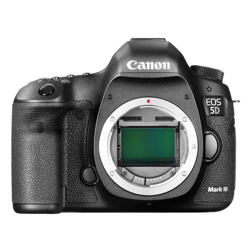 Canon EOS 5D Mark III - Black (Officially Warranty)
