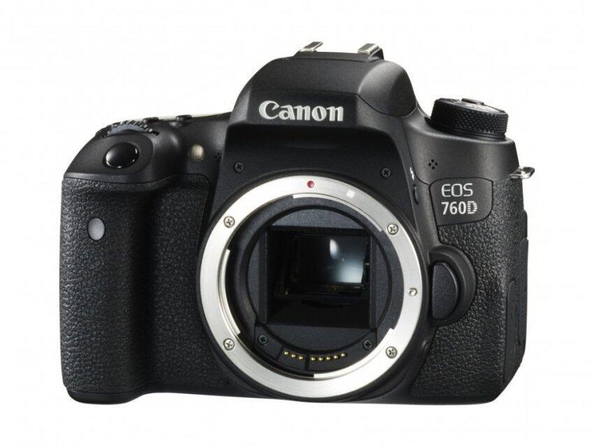 Canon EOS 760D Body ประกัน EC-Mall ...