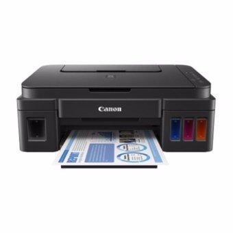 ปริ้นเตอร์ แคนนอน Canon G2000 ระบบ InkTank พร้อมน้ำหมึก 4 สี