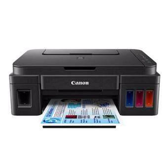 ปริ้นเตอร์ แคนนอน Canon G3000 ระบบ InkTank พร้อมน้ำหมึก 4 สี