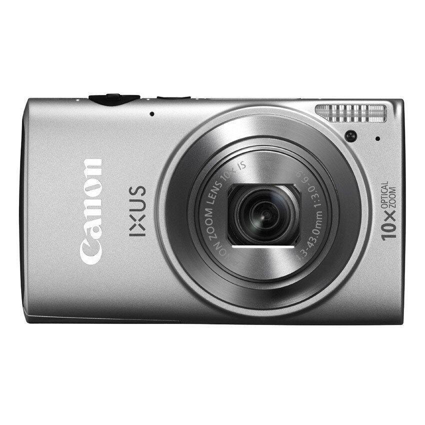 Canon IXUS 255HS - Silver ...