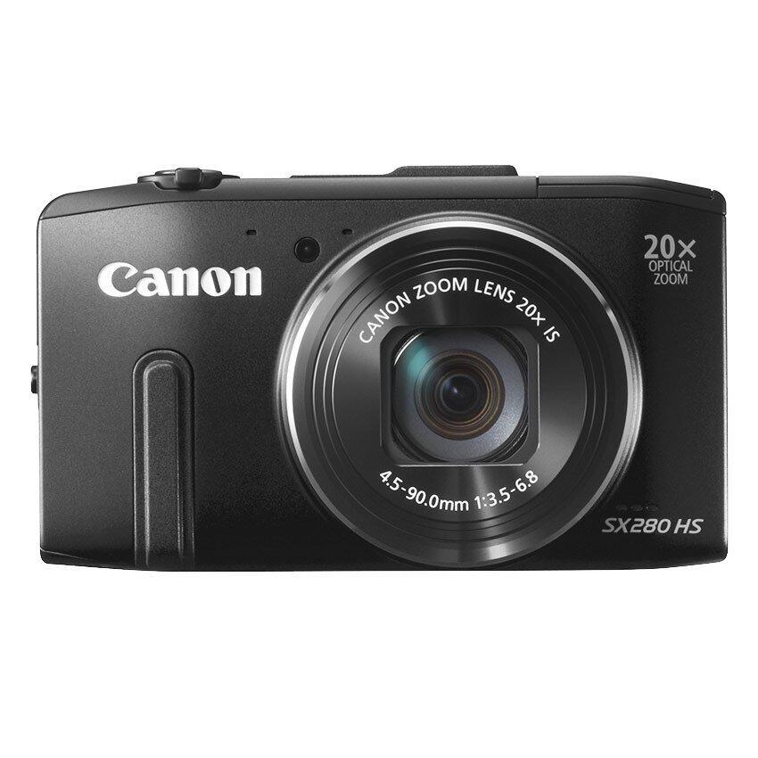 Canon Powershot SX280HS - Black ...