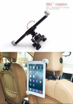 Car Headrest Tablet Holder Mount Stand Cradle For iPad Air 4 3 2 Mini Samsung Galaxy 7 - 11 inch Pad - intl