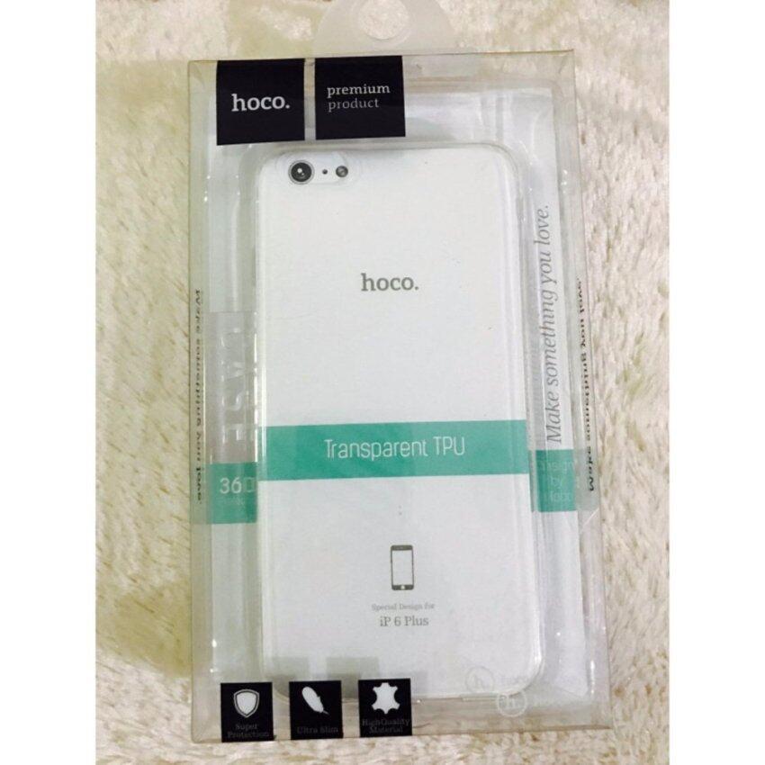 Case Apple iPhone 6 Plus / 6s Plus เคสไอโฟน เคสใส Hoco เคสนิ่ม TPU Case สินค้าใหม่ ...