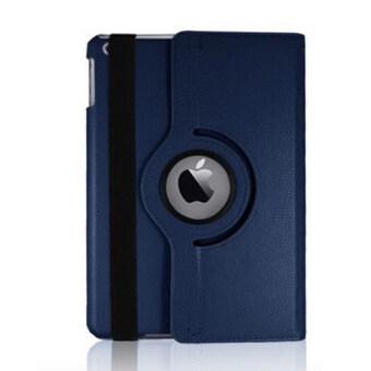 Case Phone เคส ไอแพด 2/3/4 รุ่น หมุน360องศา For iPad 2/3/4 360 degree rotating (สีกรมท่า)