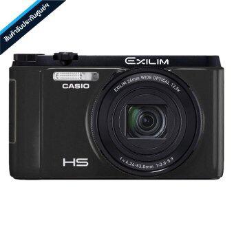 Casio Camera Exilim ZR1200 (Black) + Flash Air SD 8GB