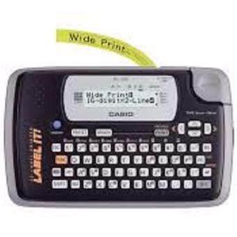เครื่องพิมพ์ฉลาก casio KL-120
