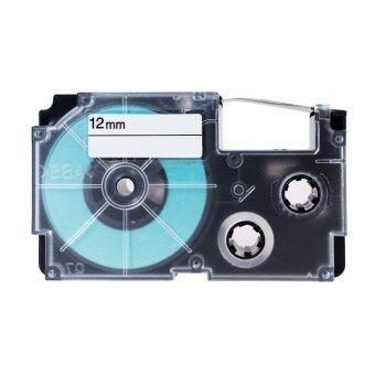 CASIO เทป สำหรับ เครื่องพิมพ์ฉลาก XR-12GN1
