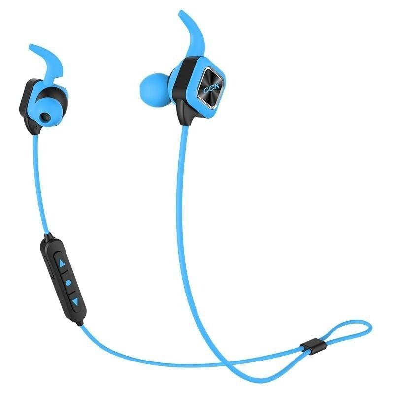 CCK KS plus In-ear Stereo Earphone Sweatproof Sport Headset Bluetooth Wireless Headphone,BLUEDIO - intl