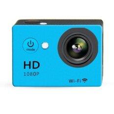 Cenita-H9se Action Sport Camera Wide Angle Hd 4k 2 Dv Shoot Waterproof Us Plug - Intl ราคา 1,257 บาท(-67%)
