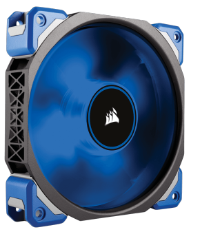 Corsair ML120 PRO LED Blue 120mm PWM Premium Magnetic Levitation Fan