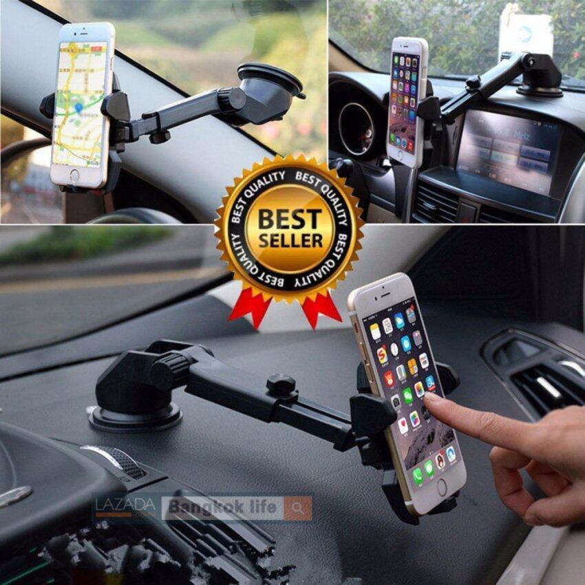 CR-SEVEN ที่ยึดมือถือในรถ Car Mobile all in 1 (ติดกระจก/ติดคอนโทรลรถ/ติดช่องแอร์/เพิ่มคว ...
