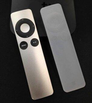Crystal Silicone Protective Case Cover Skin for Apple TV 3 Remote Controller - intl