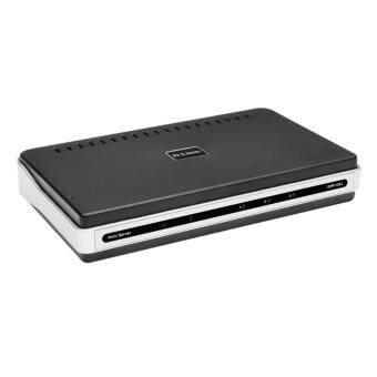 D-Link Fast Ethernet USB+Parallel Print Server รุ่น DPR-1061