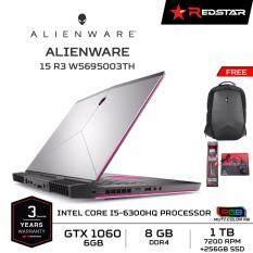 DELL Alienware 15 R3 W5695003TH RedStar