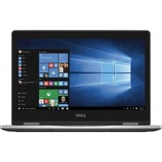"DELL Flagship Inspiron 2-in-1 13.3"" Touch-Screen Laptop - Intel Core i5 -7200U - 8GB Memory - 256GB Solid State Drive - Gray - intl"