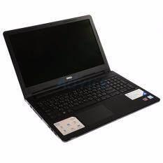 Dell Inspiron N3567-W5651106PTH /Core™ i3-6006U/Intel® HD/15.6''/4GB/1TB/Ubuntu (Black)